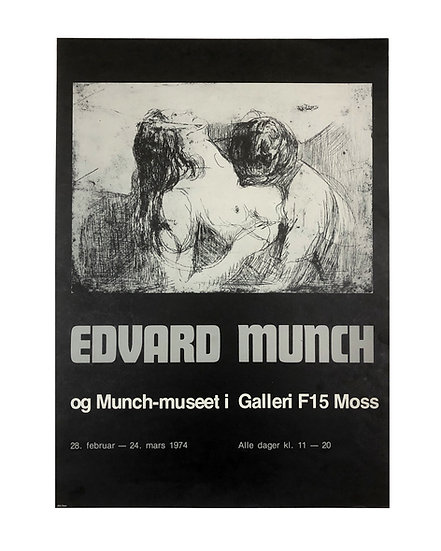 Edward Munch - Galleri F15