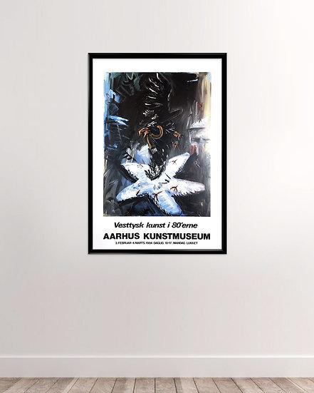 Vesttysk kunst 1980 - Århus kunstmuseum