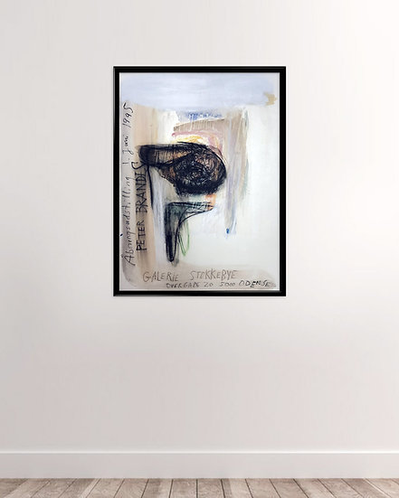 (solgt) Peter Brandes - Galleri Stokkeby