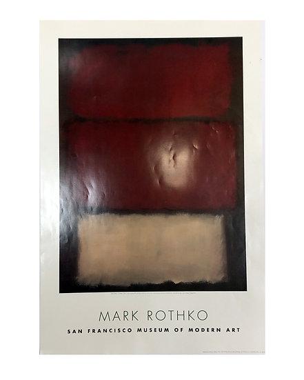 Mark Rothko - San Francisco museum of modern art
