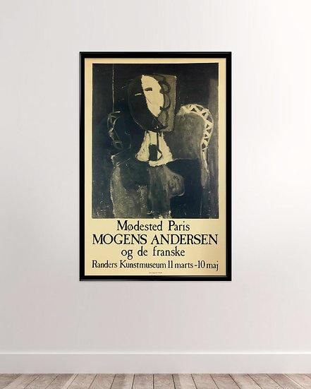 Mogens Andersen / Mødested i Paris - Randers kunstmuseum.