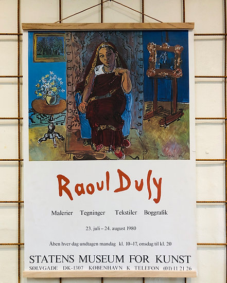 Raoul Dufy - statens museum for kunst