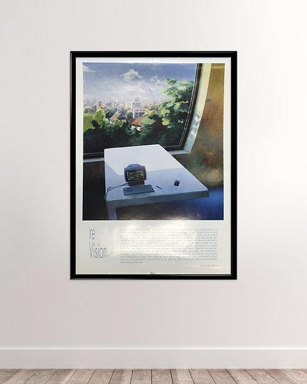 Poul Anker Bech plakat 2009 - Revision