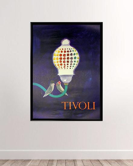 Ib Antoni - Tivoli plakat