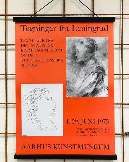 Matisse kvindeportræt - Århus kunstmuseum