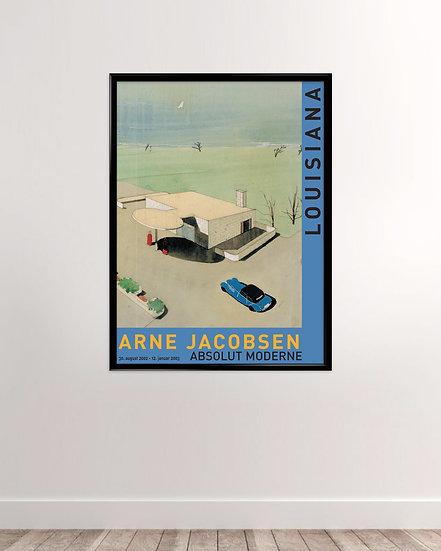Louisiana - Arne Jacobsen / Absolut moderne