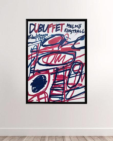 Jean Dubuffet - Malmø Kunsthal