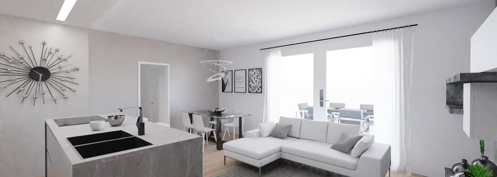3 Arte Casa Mestre appartamento 2 camere