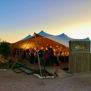Strandkombuis - Wedding - Main Tent at D