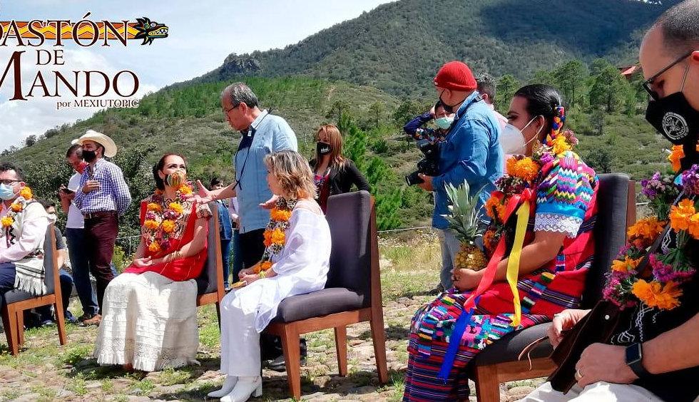 BASTÓN DE MANDO, AIDA CUEVAS, LADY TACOS DE CANASTA, LÍDICE RINCÓN GALLARDO, SASHA ESPINOSA, RAMÓN ROSAS CARO.