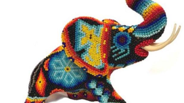 Aleya Huichol - Elefante Chico