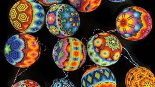 Aleya Huichol - Esfera de Unicel