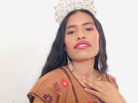 Los certámenes Empoderan - Silvia Jim, Miss Universo Indígena