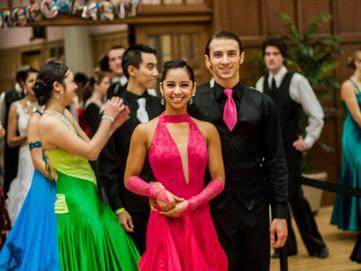 Christabel Fernandez Smooth Ballroom Dancer