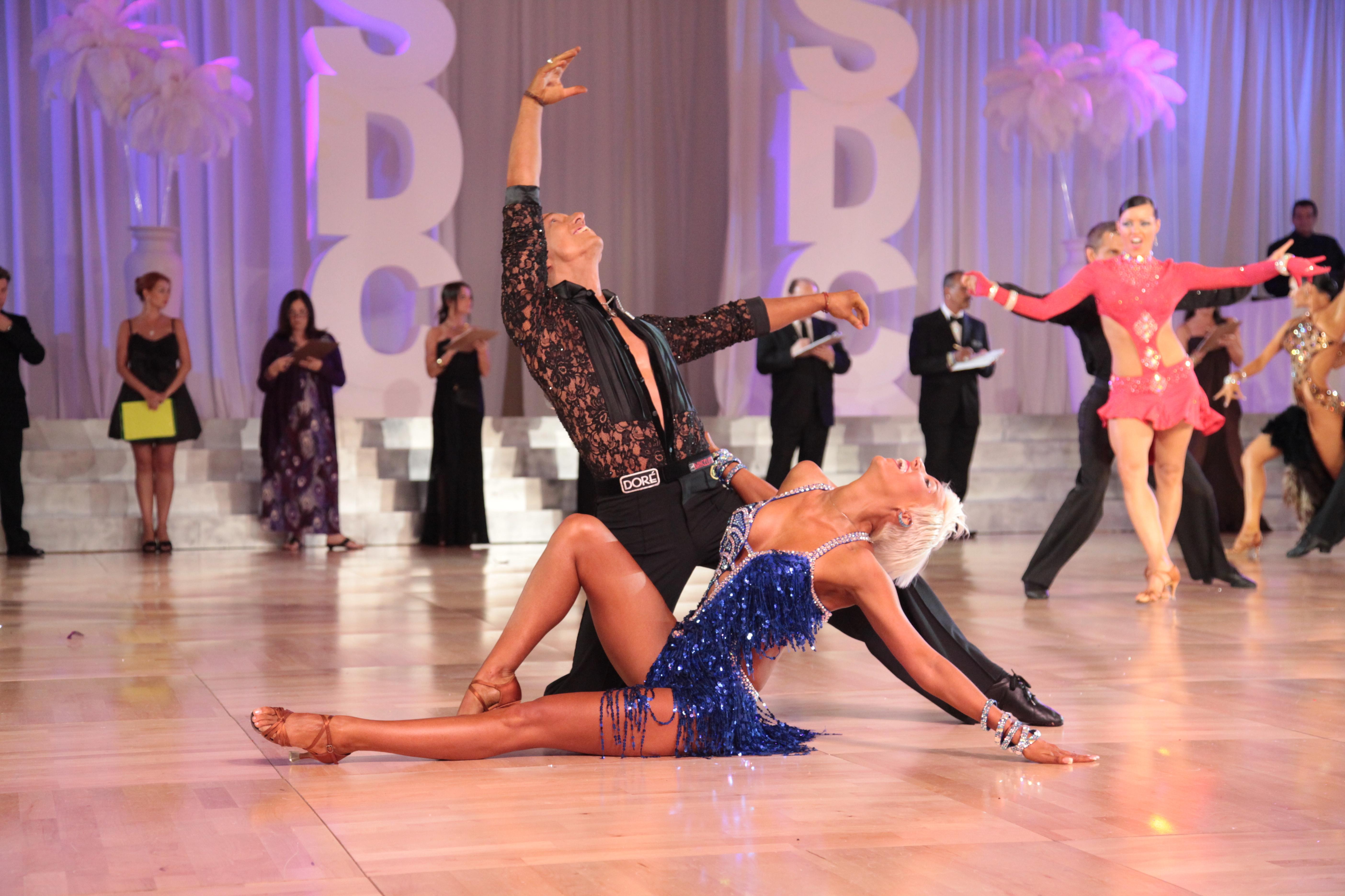 Amanda Reyzin U.S. 9-Dance Champion