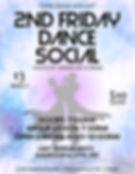 03-13-20 2nd Friday Dance Ballroom Dance, Phoenixville, Waltz, Cha Cha, Foxtrot, Tango, Rumba,