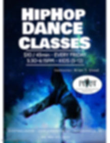 Kids Hip Hop Friday Classes Break Dance Phoenixville Pivot Ballroom