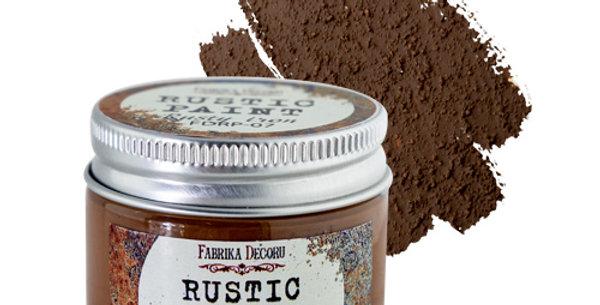 Rustic paint Rusty Iron