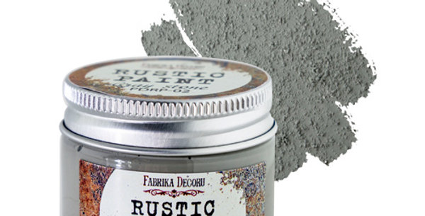Rustic paint. Grey stone