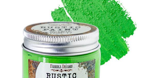 Rustic paint. Herbal