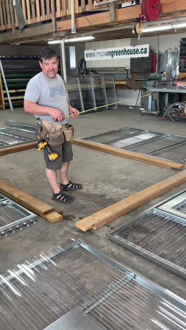 7x8' Assembly Instructions (with video walk thru)