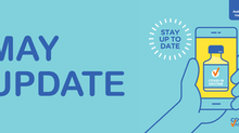 COVID-19 Vaccination Hub – May Update