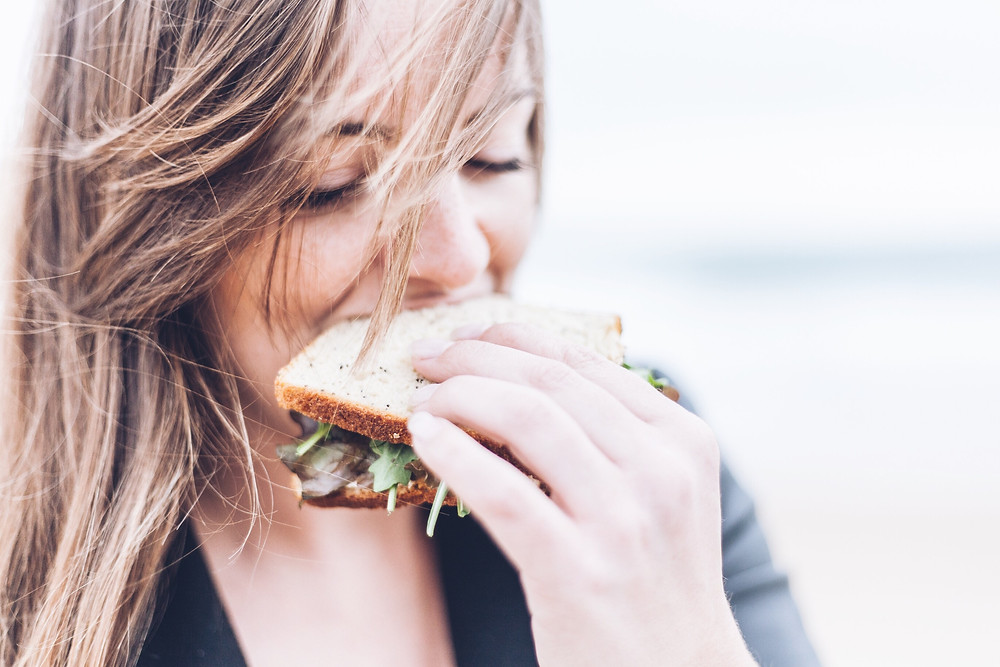 How to eat well at work - the healthy lunchbox