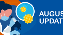 Covid Vaccination Hub - August Update