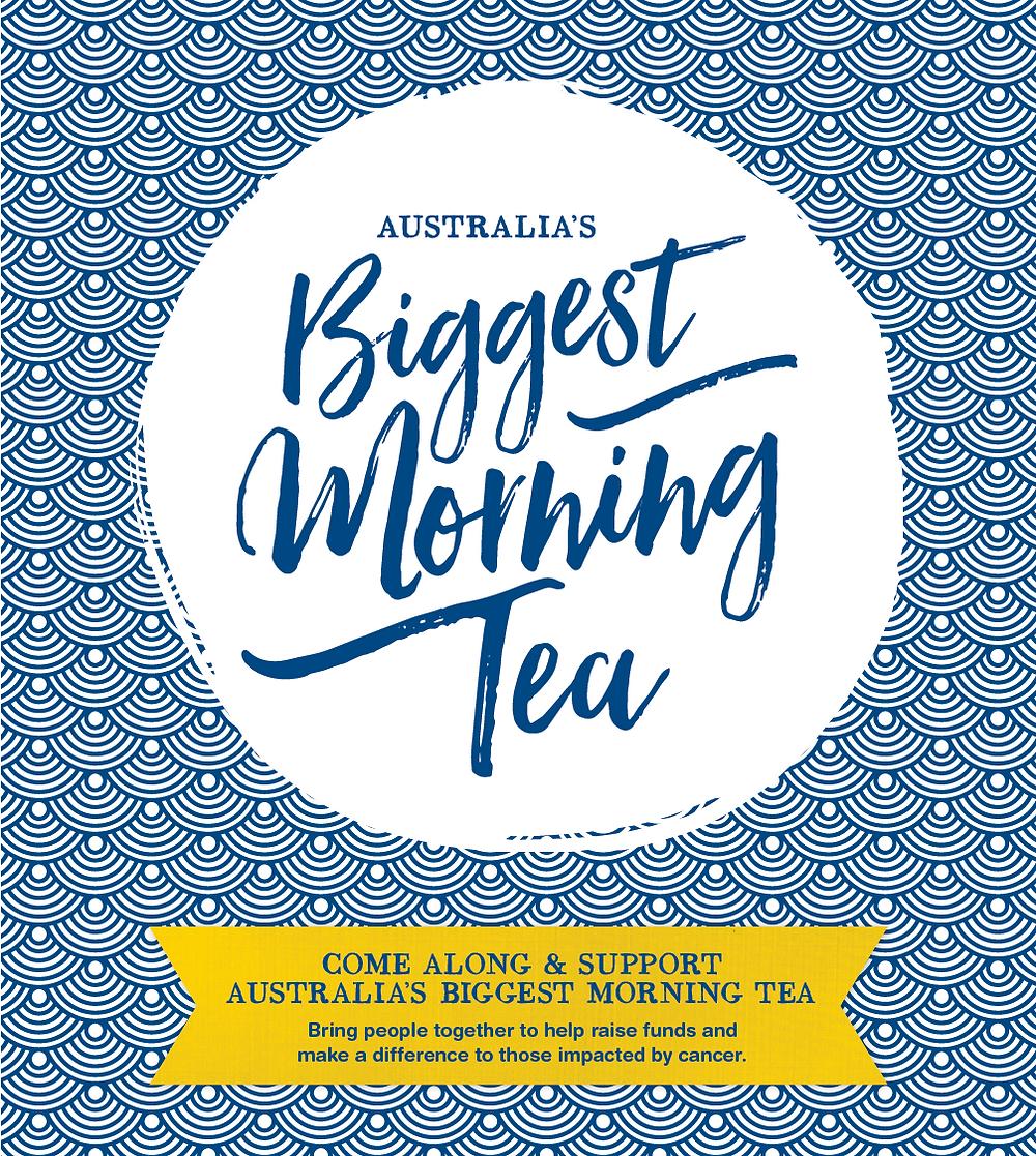 Australia's Biggest Morning Tea 2018 | Thursday 24th May