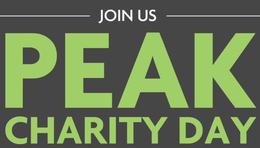 PEAK Charity Day