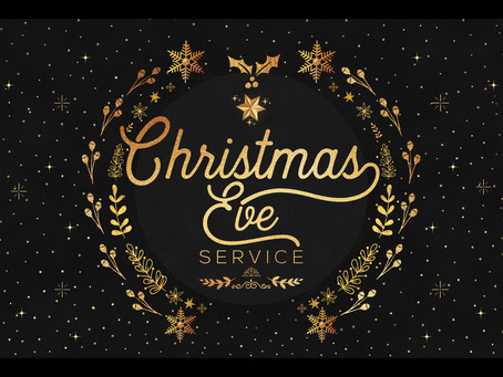How to prepare for our online-only Christmas Eve service