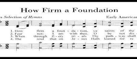 How Firm A Foundation 2