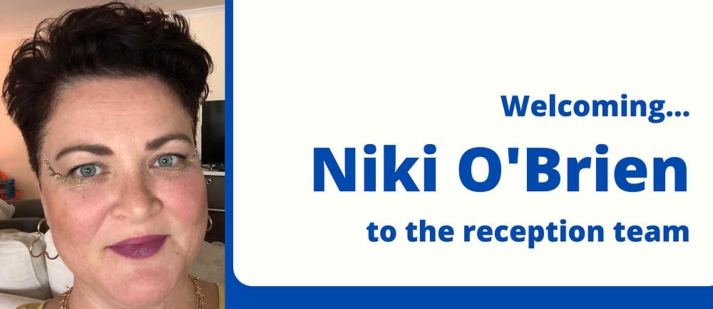 Niki O'Brien Hawthorne Clinic