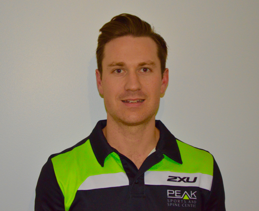 Aaron Hull | Peak Sports and Spine Centre