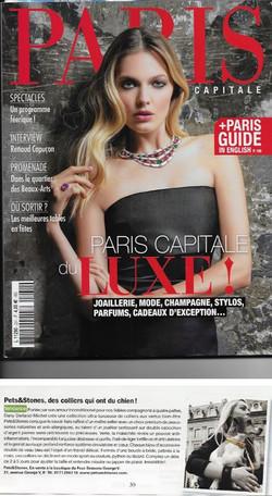 Paris Capitale - Pets and Stones