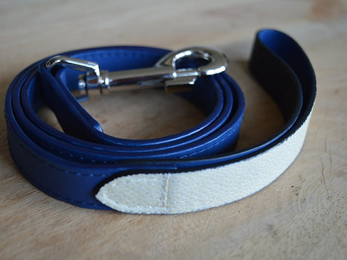 Two-tone Stingray Leather Leashes