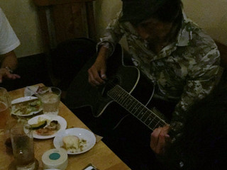 guitarist 是方 博邦 !!