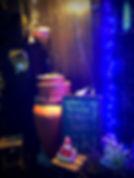 長崎の大人の居酒屋「炙バール明」の店舗風景