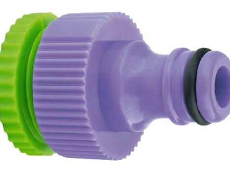 Ταχυσύνδεσμος βρύσης Palisad θηλυκός (πλαστικό) 3/4''-1''