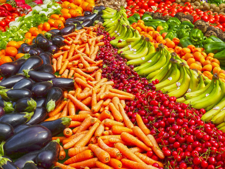 Φρέσκα φρούτα και λαχανικά κάθε εποχή του χρόνου!