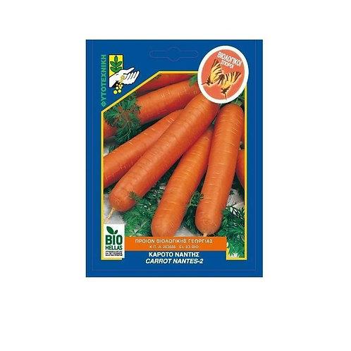 Καρότο Βιολογικό