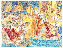Mosaic Mural 1