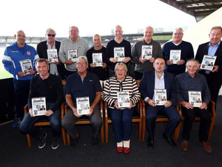 Former players reunite at Meadow Lane