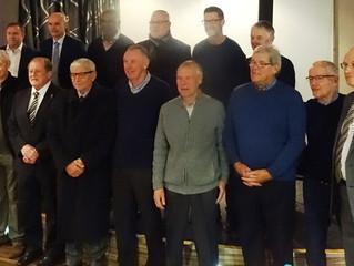 Ex Players return for Notts v Cambridge game.