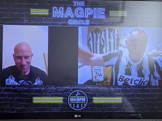 The Magpie Circle - Interview with Lee Hughes