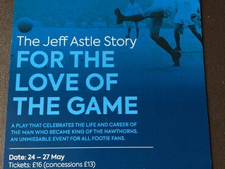 The Jeff Astle Story - For The Love Of The Game