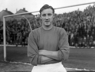 Death of Jimmy Linton, former Notts 'keeper