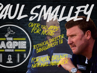 Paul Smalley - A Magpie Down Under