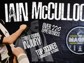 Iain McCulloch - The Flying Scotsman - Part 2