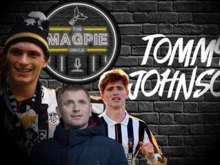 Tommy Johnson: The Geordie who never went home - Part 2